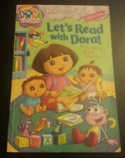 DORA THE EXPLORER- Let's Read with Dora! 6 GREAT STORIES IN 1 BOOK