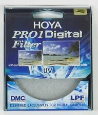 Hoya 52mm Pro 1 D 1D Filtro Digital Uv DMC BRAND New Reino Unido Stock