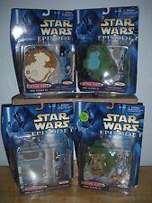 Micro Machines Star Wars Action Fleet Lot Episode 1 Mini Scenes 1, 2, 3 & 4