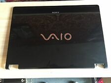 SONY VAIO PCG-8Z1M VGN-AR51M SERIES GENUINE TOP LID COVER REAR 2-683-781-01