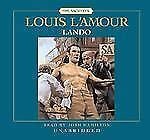 Louis L'Amour LANDO - Sacketts Unabridged CD  *NEW* FAST 1st Class Ship!