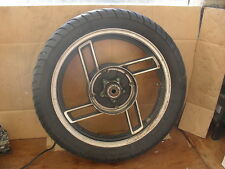 YAMAHA    XZ550  '1983'     REAR WHEEL  2.15 X 18