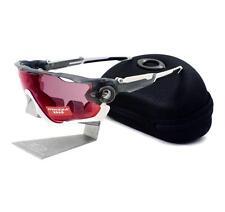 Oakley OO9290-13 JAWBREAKER Matte Grey Smoke Prizm Road Mens Sports Sunglasses