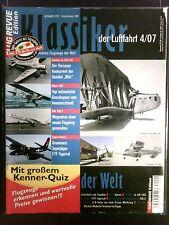 Klassiker der Luftfahrt  4/07  in Schutzhülle