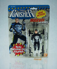 Marvel Super Heroes | THE PUNISHER | WITH REAL MACHINE GUN SOUNDS | 1991