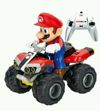 Super Mario Kart Radio Remote Control Car Toy Game Collectable Kids Vehicle 1:20