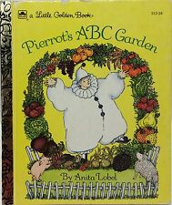 Save $5 off 4 or more! Pierrot's ABC Garden Little Golden Book Free US Shipping