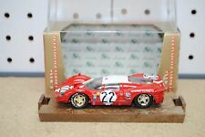 1/43 Brumm r161 1967 Ferrari 330-P4 w/Display Case