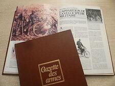 Gazette des armes Album V relié du n° 30 au n° 35