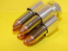 S & W 586,686,581 & 68-RUGER GP100- COLT PYTHON 38 /.357 Aluminum  Speed Loader