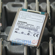"1.8"" MK8025GAL 80GB 5mm ZIF Hard Drive For HP Compaq mini 700 1000 Vivienne Tam"