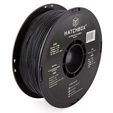 HATCHBOX 1KG 1.75mm 3D Printer ABS Filament In Black
