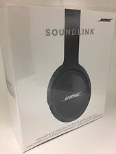 Brand New Sealed Bose Sound Link Around Ear Wireless Headphone II 741158-0010