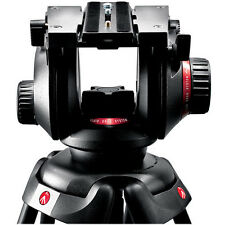 Manfrotto 504HD Fluid Video Head, EU Seller, No Fees, No Customs, NEW!