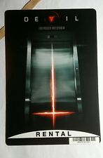 DEVIL ELEVATOR REGULAR COVER PIC MINI POSTER BACKER CARD (NOT A movie )