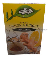 Dalgety Lemon & Ginger Caribbean Herbal Tea (20 per pack) x 2