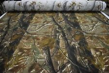 "2NDS FABRIC 3.5 YARDS REALTREE AP COTTON T-SHIRT FABRIC HUNTING CAMOUFLAGE 56""W"