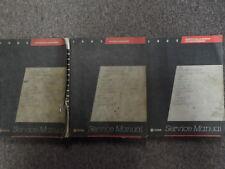 1985 Plymouth Mopar Caravelle Service Shop Repair Workshop Manual Set OEM
