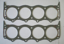 CYLINDER HEAD GASKETS X 2 RANGE ROVER DISCOVERY MORGAN 3.9 4.2 EFi V8 COMPOSITE
