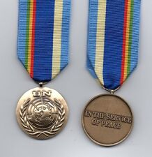 **NEW**  FULL-SIZE   UNITED NATIONS MEDAL FOR MALI  ( MINUSMA )