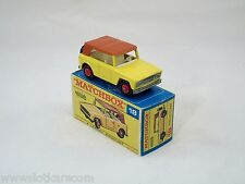 Matchbox Lesney # 18 Field Car  NM/boîte (#MBB)