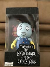 Disney Vinylmation Tim Burtons Nightmare Before Christmas 9-Inch Figure L/E 2000