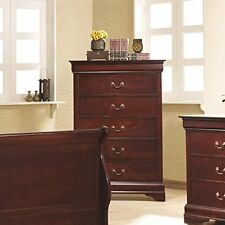 Coaster Home Furnishings Chest -Cherry- 203975, New