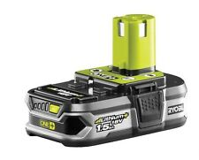Ryobi One + BATTERIA LITIO LI-ION 18 V 1,5 Ah plusone rb18l15 NUOVO