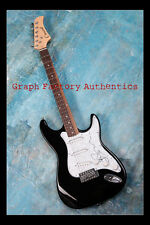 GFA I Won't Give Up * JASON MRAZ * Signed Electric Guitar AD4 PROOF COA