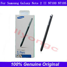 New Genuine S Pen Spen Stylus for Samsung Galaxy Note 2 GT-N7100- Black 2015