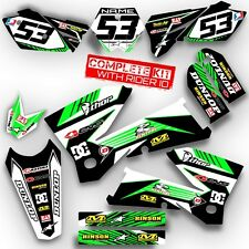 2002 2003 2004 2005 2006 2007 2008 SX 50 GRAPHICS KIT KTM SX50 DECALS STICKER