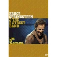 BRUCE SPRINGSTEEN LIVE IN BARCELONA 2 DVD ALL REGIONS PAL 5.1 NEW