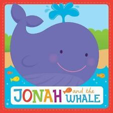 A Bible Story for Little Ones: Jonah and the Whale Christian Padded Board...