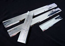 4 DOOR STAINLESS SILL SCUFF PLATE FITS MAZDA PICKUP UTE BT50 BT-50 2006 - 2010