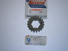 YAMAHA DT250MX, DT400MX - GEAR PINION GEAR 2ND (19T)