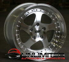 ESR SR02 18x9.5 & 18x10.5 5x114.3 ET22 Wheels Rims Fit Ford Mustang (1994-2004​)