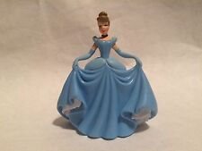 Disney Store Authentic Princess CINDERELLA FIGURINE Cake TOPPER Toy NEW