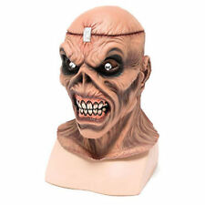 Heavy Metal Head Iron Maiden Eddie Fancy Dress Mask Halloween