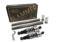Burly Chrome Slammer Suspension Drop Kit for Harley Davidson Sportster 2004-Up