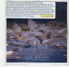 (FO635) Kan Wakan, Forever Found - 2014 DJ CD