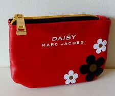 DAISY MARC JACOBS Red Cosmetics Bag / Coin Bag, Brand NEW!! 100% Geniune!