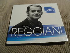 "CD DIGIPACK NEUF ""SERGE REGGIANI - TALENTS, VOLUME 1"" best of"