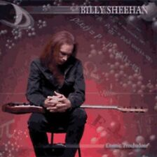 Cosmic Troubadour by Billy Sheehan (CD, Feb-2005, Favored Nations Records (USA))