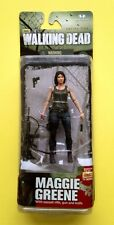 The Walking Dead TV Series 5 Figure. 2014..Maggie Greene. Mint Condition. Rare