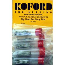 KOFORD BIG HEAD PRO BODY PINS (SOLD PER CONTAINER)