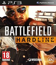 Battlefield: Hardline (Sony PlayStation 3, 2015)