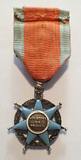 decoration - medaille MERITE SOCIAL  (5850J)