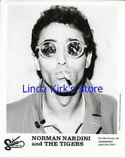Norman Nardini and The Tigers Promotional Photograph Sutra Records