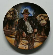 INDIANA JONES and THE LAST CRUSADE    STARRING HARRISON FORD