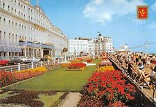 BR89498 eastbourne the carpet of flowers  uk